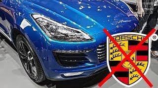 КОПИЯ Порше в 5 раз ДЕШЕВЛЕ оригинала! Porsche macan по цене КРЕТЫ! Zotye SR9 / Зотье СР9