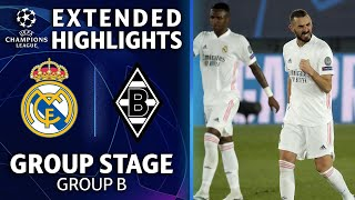 Real Madrid vs. Monchengladbach: Extended Highlights | UCL on CBS Sports