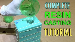 Resin Casting Tutorial – H๐w to Cast Resin