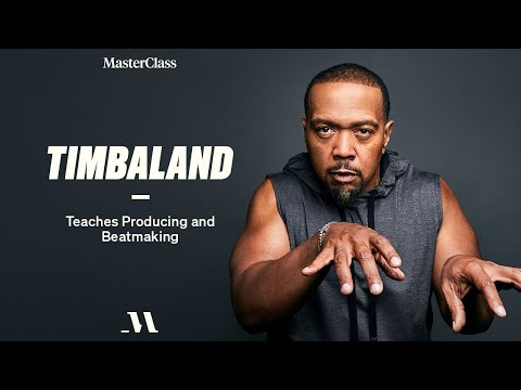 timbaland-teaches-producing-and-beatmaking- -official-trailer- -masterclass