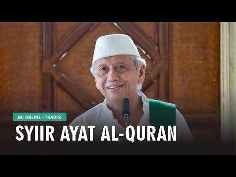 Sholawat Syiir Quran Kh Achmad Chalwani Nawawi