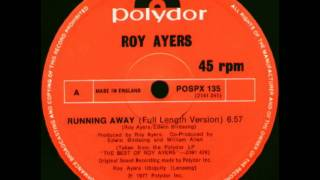 "Roy Ayers - Running Away (Dj ""S"" Bootleg Instrumental Dance Re-Mix)"