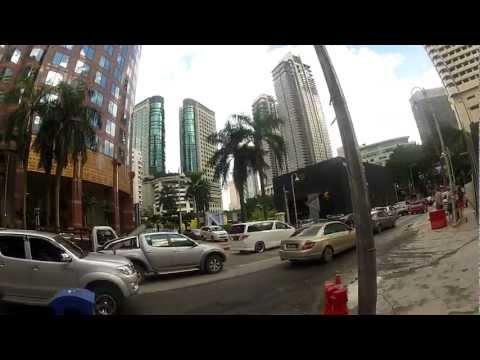 Kuala Lumpur City Centre - POV