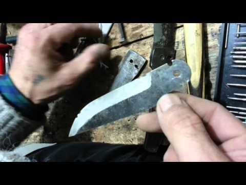 выкидной нож с