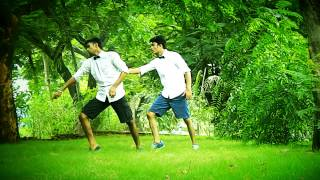 ACID ft MANOJ lyrical popping dance :)song (baatein kuch ankahee si )