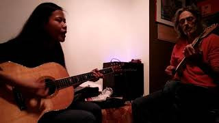 I heard it through the grapevine by Marvin Gaye (Cover Petra and Pascal)