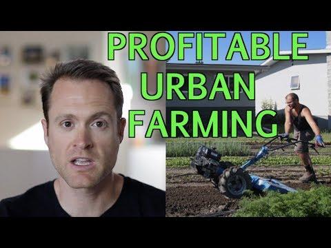 I went to farm school! Urban Farm Training with Curtis Stone