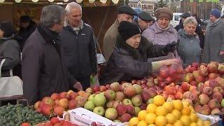 Большая ярмарка на площади Куйбышева может продолжить работу и в ноябре