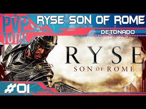 RYSE: SON OF ROME #1 - Eu Sou Filho de Roma Dublado ! XBOX ONE