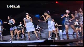 DUO ANGGREK Live At SCTV Music Awards 2013 (29-04-2013) Courtesy SCTV