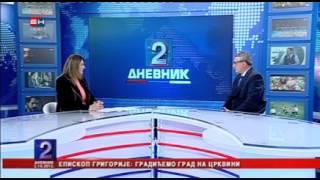 Младен Босић гост Дневник 2 БН ТВ 03 10 15