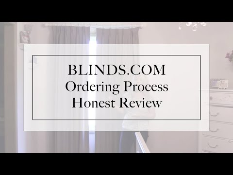 Custom Drapes - Shopping Process from Blinds.com