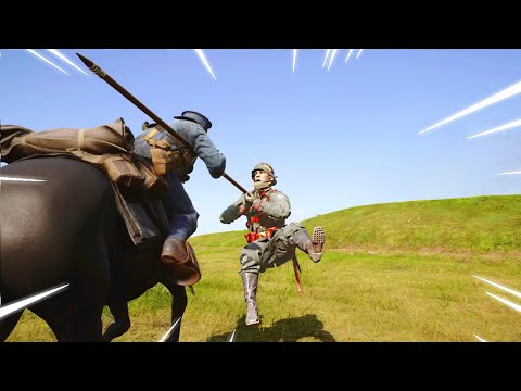 doing Ancient WW1 MEMES in Battlefield 1  