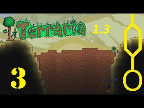 Terraria 1.3 [Expert Mode Coop] #03: Spacious