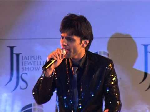 Singer Rahul Vaidya