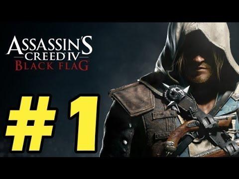 Assassin S Creed 4 Black Flag Gameplay Walkthrough Part 1 Xbox
