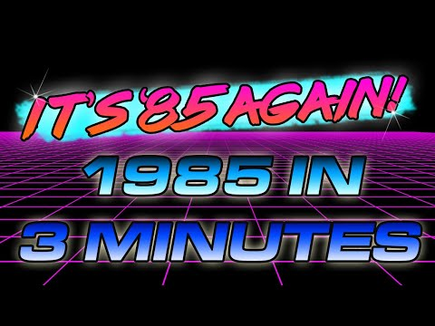 Robert Parker - '85 Again (feat. Miss K)  [the 1985 in 3 minutes]