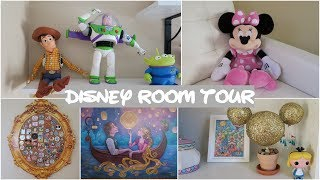EPIC DISNEY THEMED OFFICE TOUR | magical af