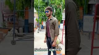 Khairiyat song and hair style hair colour Vaseem Unisex salon