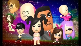 Tomodachi Life Funny Moments - Part 14