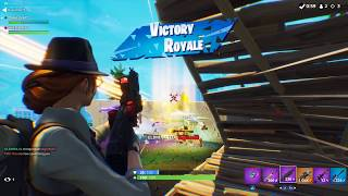 Fortnite Battle Royale Finally First Duo Win Victory On PC Clip With DarkLoop73