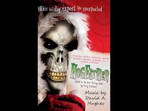 (Score - Film music) David A. Hughes - Terry Pratchett's Hogfather (2006)