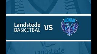 Livestream Landstede Basketbal - Donar | FINALE 1