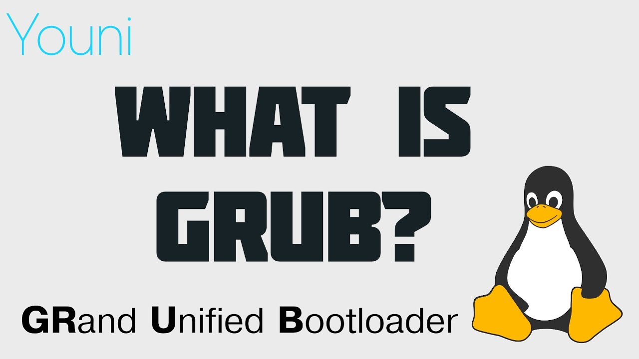 Download What is GRUB? Linux bootloader menu and configuration