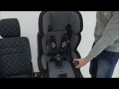 Tec Take - child car seat installation guide - Kindersitz einbau
