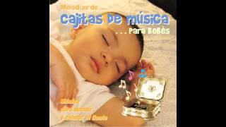 cd cajitas de musica para bebes canciones para dormir y relajar al bebe