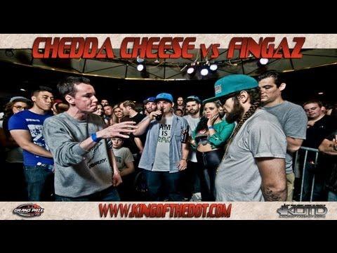 KOTD - 2012 Grand Prix R3 - Chedda Cheese vs Fingaz