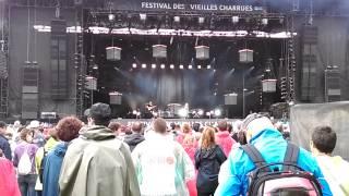 Vieilles charrues 2015 aurora avec manu et Alain