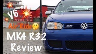 Volkswagen Golf MK4 R32 Review - BEST SOUNDING HOT HATCH??
