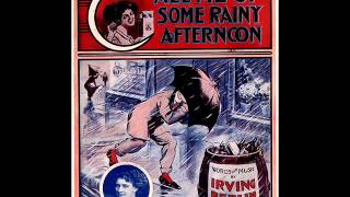 Ada Jones - Call Me Up Some Rainy Afternoon 1910 Irving Berlin