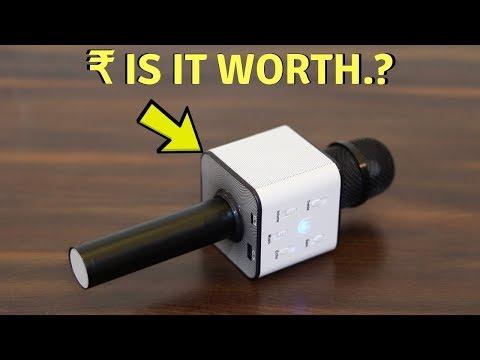 ₹600 Karaoke Mic | Is It Worth.? | Tech Unboxing 🔥