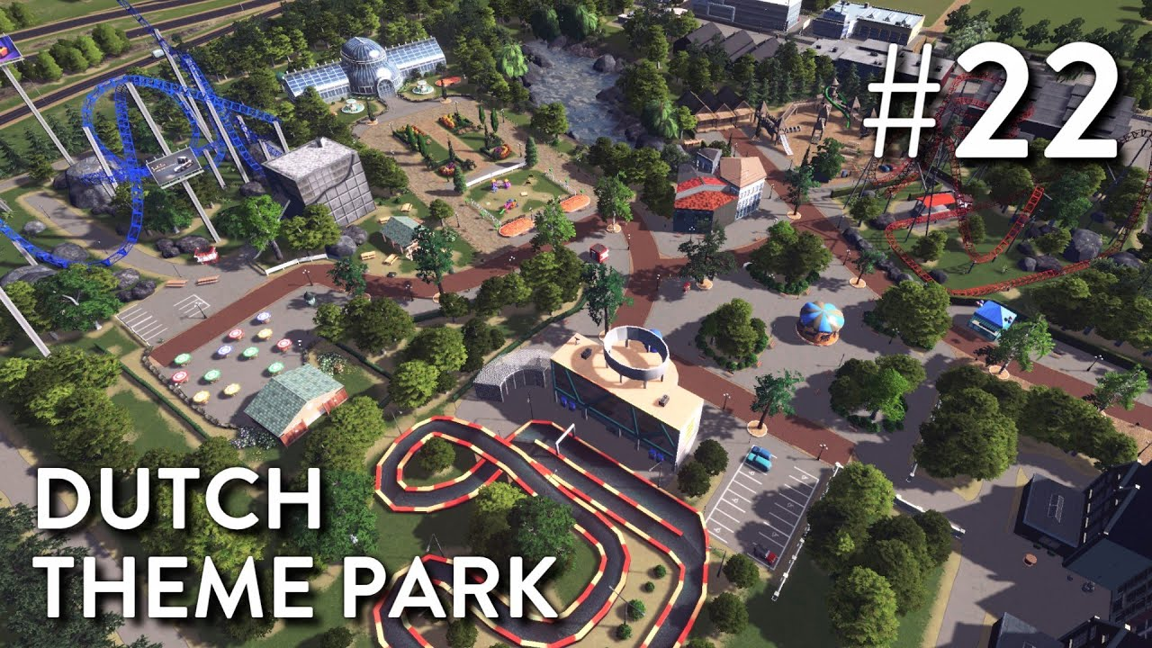 Cities Skylines Parks And Plazas