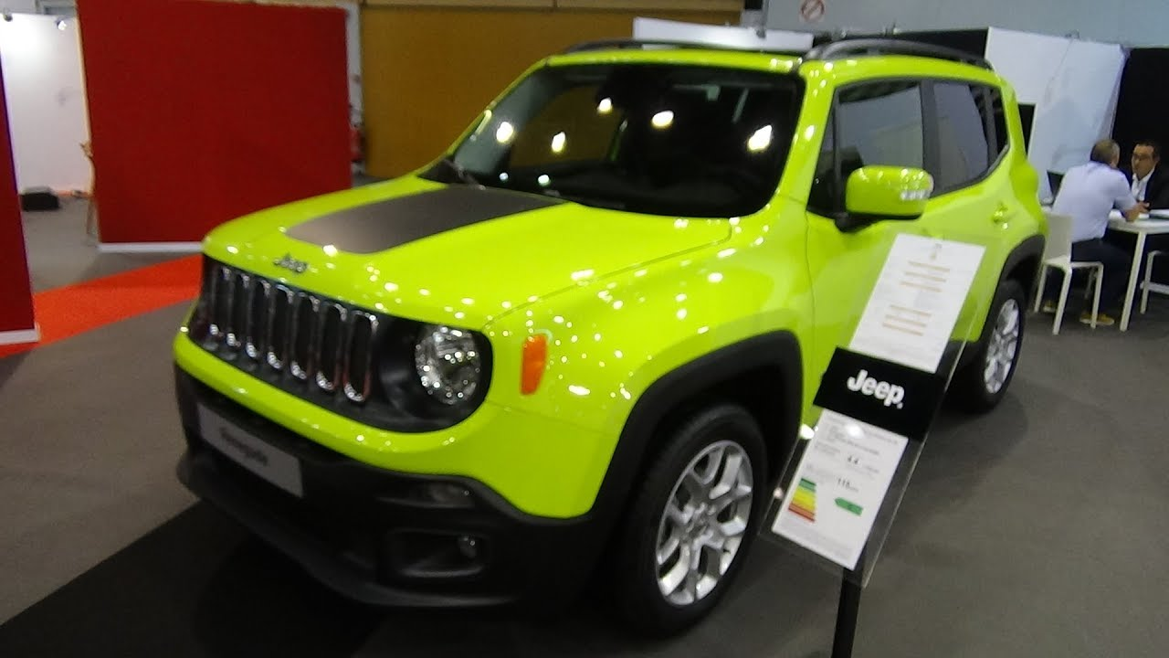 2018 jeep renegade south beach 1 6 multijet 95 exterior and interior salon automobile lyon. Black Bedroom Furniture Sets. Home Design Ideas