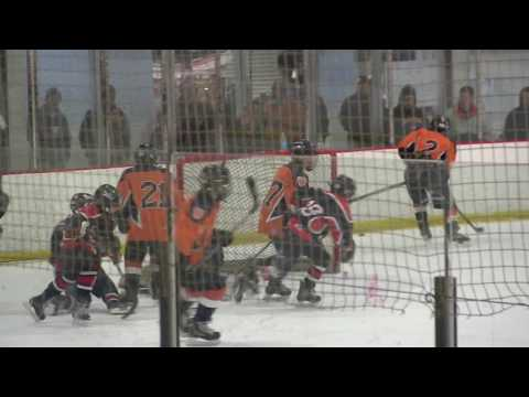 Hawks PeeWee A1 State Tournament Highlights 2017
