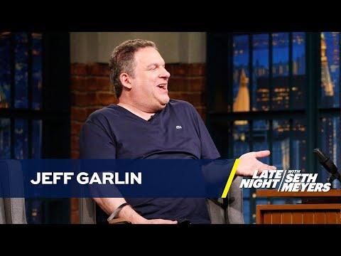 Jeff Garlin Spent a Night in Jail