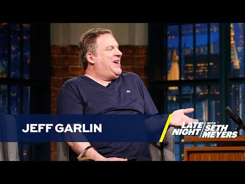 Jeff Garlin Spent a Night in Jail