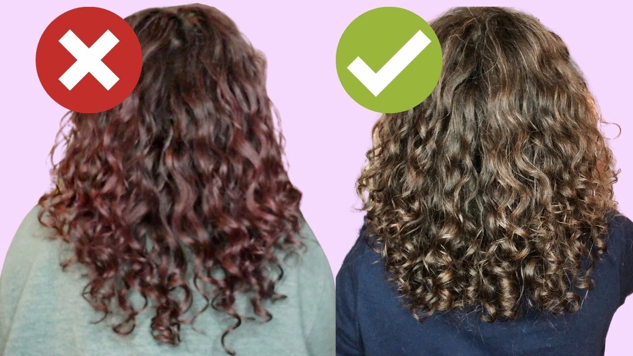 WHY I'M NO LONGER ADDING LAYERS TO MY WAVY CURLY HAIR