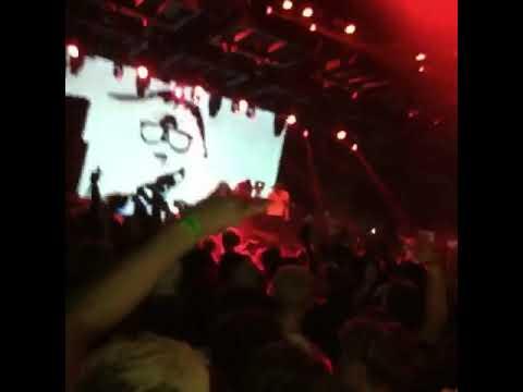 Denzel Curry - Equalizer LIVE (Camp FlogGnaw 10/28/17)