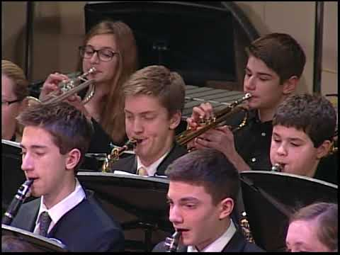 Foxborough High School & 8th Grade: Step Up Concert - December 18, 2017