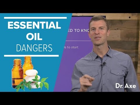 Dangers of Essential Oils: Top 10 Essential Oil Mistakes to Avoid