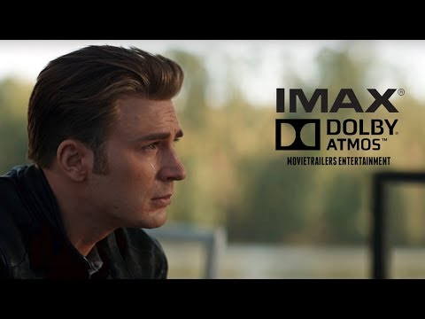 Avengers 4: ENDGAME - NEW Official IMAX (Dolby Atmos) Trailer [HD