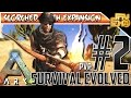 ARK SCORCHED EARTH XB1 PVP SERVER EP 2 - FIRE ARROWS ARE OP!