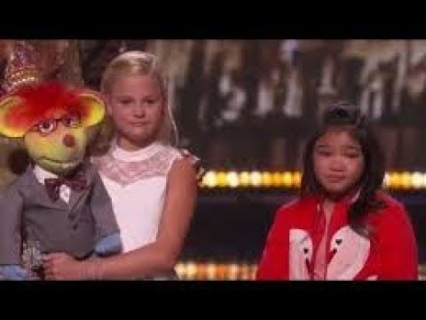 AMERICA'S GOT TALENT FINAL SHOW AND RESULTS   DARCY LYNNE VS ANGELICA HALE