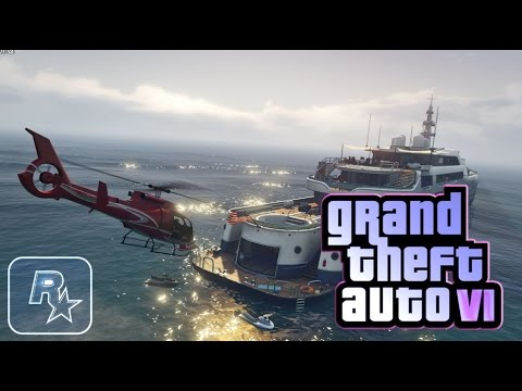 GTA 6: Official Gameplay Trailer (Fanmade) - Grand Theft Auto VI: Trailer - Xbox One (XONE), PS4 ...