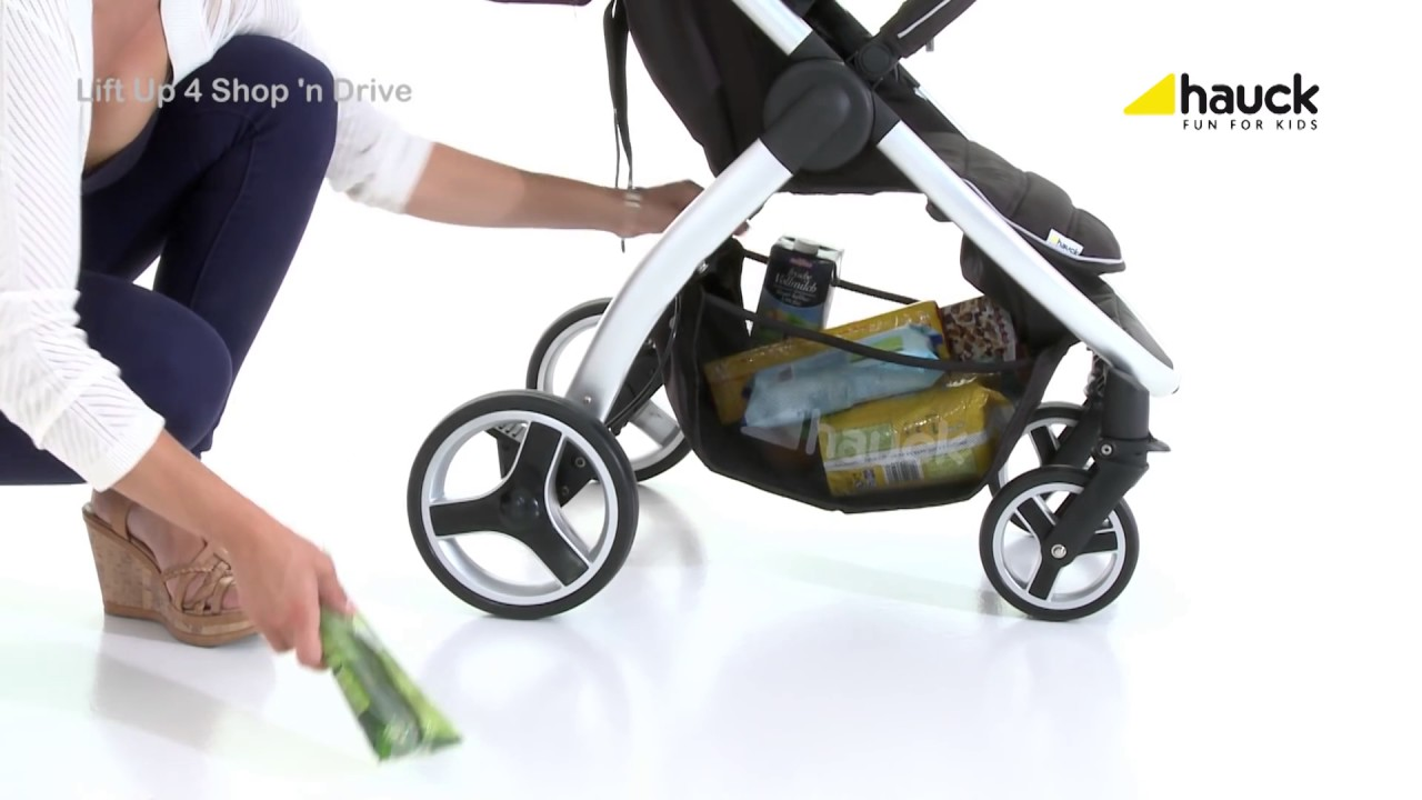 Hauck Shopper Slx Travel System Youtube Hauck Lift Up 4 Shop N Drive Travel System