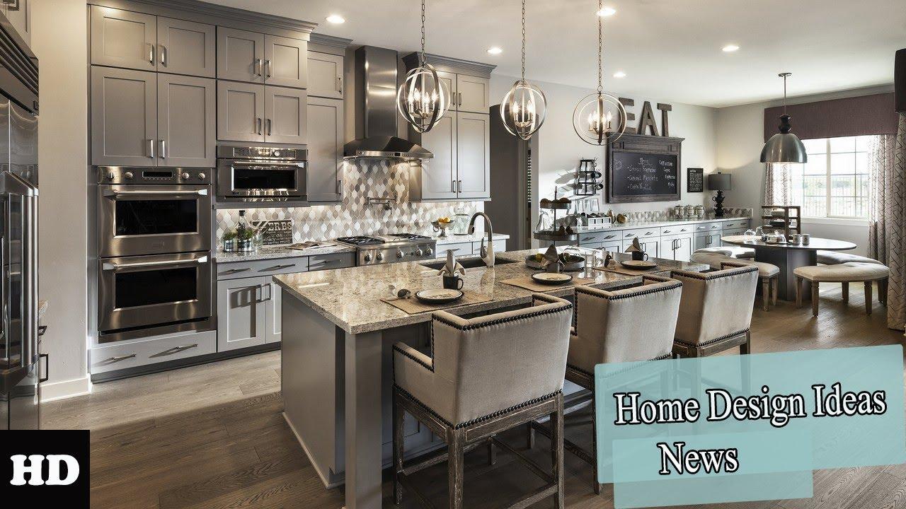 Best Modern Kitchen Design Ideas 2019 - YouTube on Kitchen Remodel Modern  id=34081
